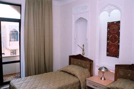 Номер отеля в Бухаре Omar Khayyam