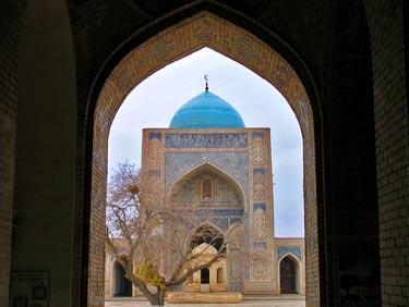 sfdf - Usbekistan-alte Seidenstraße
