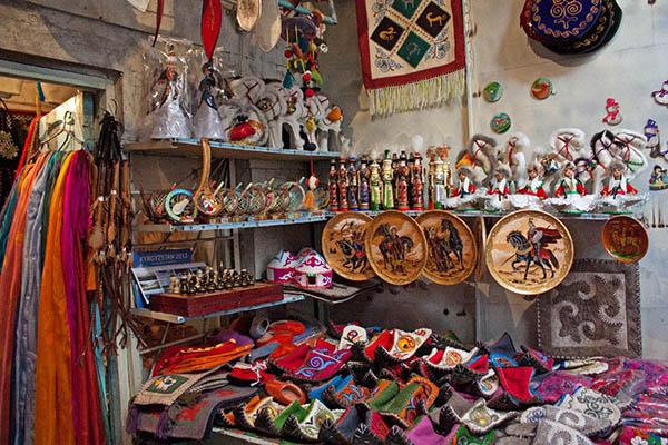 suvenir11 - Киргизская сувенирная продукция