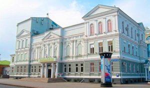 teatr gorkogo astana12 300x176 - Драматический театр имени Горького