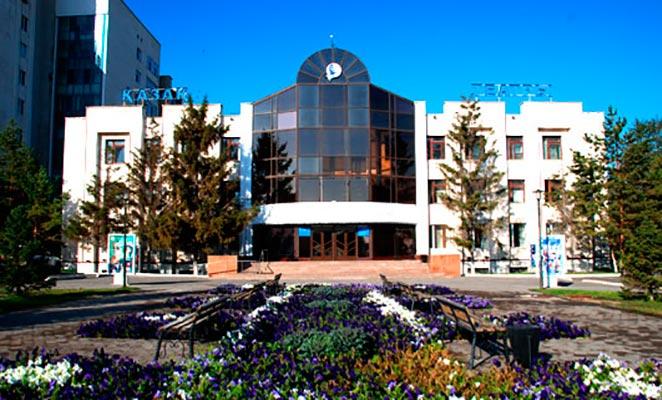 teatr kuanishbaeva1 - Казахский музыкально-драматический театр имени К. Куанышбаева