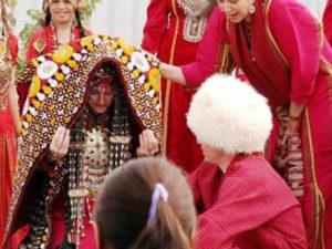 turkmen svadba6 300x225 - Традиционная туркменская свадьба