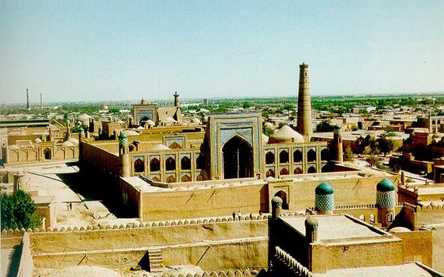 urgench2 - Usbekistan – geheimnisvolle Seidenstraße