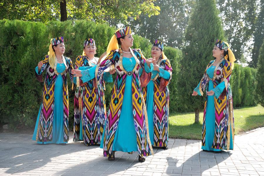 uzbek dance1 - Musik und Tanz