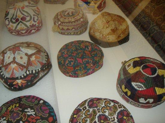 uzbekistan state museum - Angewandte Kunst