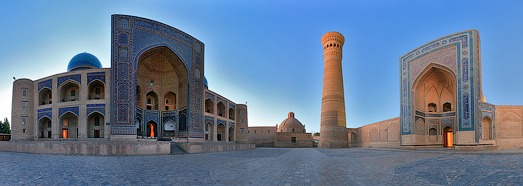 voyage1 - Тур Узбекистанская фантазия