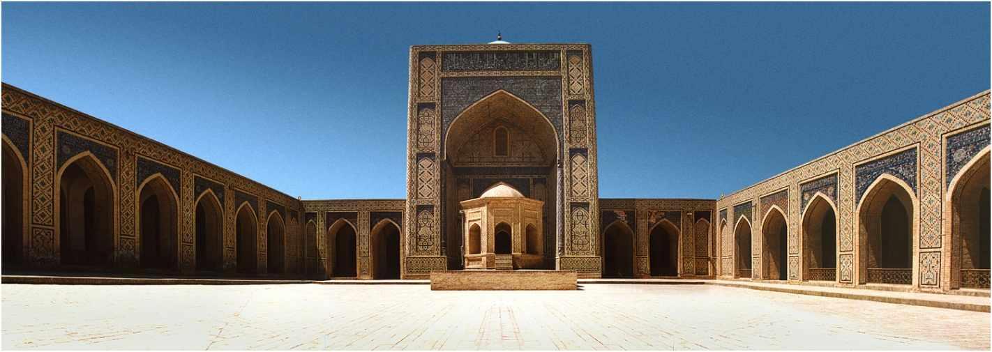 voyage4 - Тур Узбекистанская фантазия