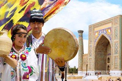 Немного об Узбекистане