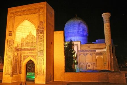 Короткие туры в Самарканд 2дня