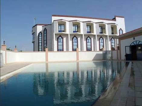 Hotels in Turkmenistan