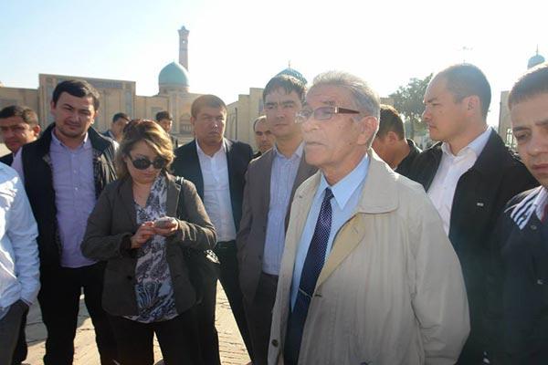 Экскурсия по Ташкенту9