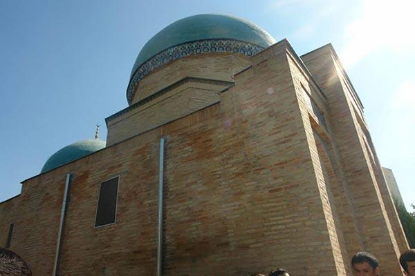 Экскурсия по Ташкенту 10