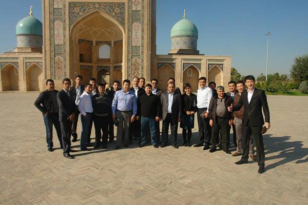 Экскурсия по Ташкенту 2