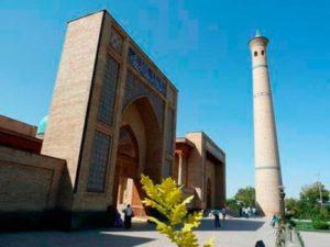 Экскурсия по Ташкенту3