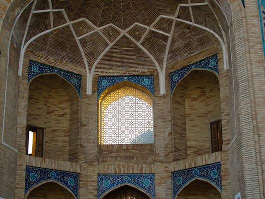 Экскурсия по Ташкенту 5