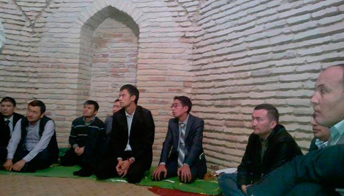 Экскурсия по Ташкенту 7