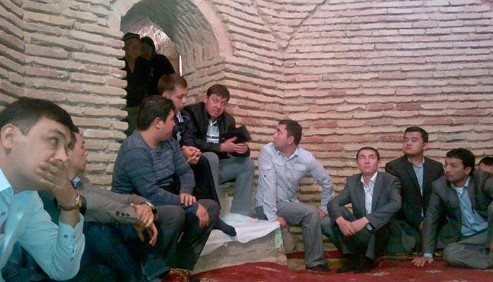 Экскурсия по Ташкенту