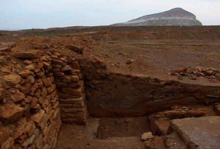 kizilkala kaz2 - Античное городище Кызылкала