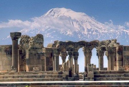 1 3 - Классический тур в Армению