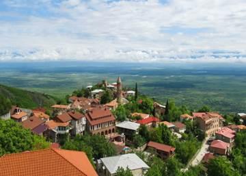 Туры на Кавказ. Грузия