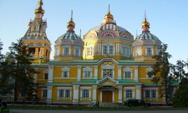 55 - Itinerary tour Discover the country of modern nomads