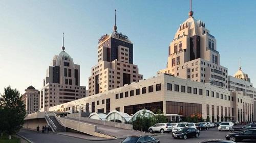 Radisson Hotel Astana photos Exterior - Гостиничный комплекс «Radisson SAS Astana»