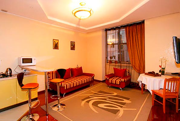 apart otel astana4 - Гостиничный комплекс «Апарт-отель Астана»