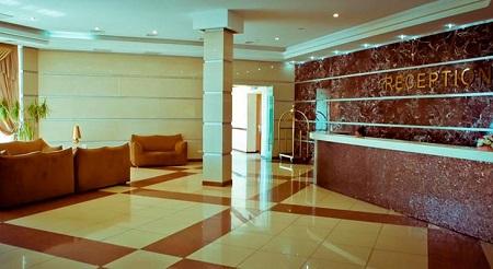 astana park11 - Гостиничный комплекс «Астана парк»