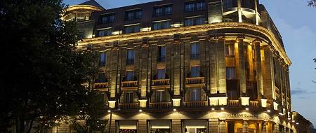 Отель в Ереване АВАН ВИЛЛА