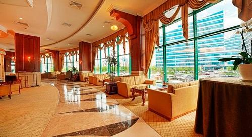 diplomat business center2 - Гостиничный комплекс «Дипломат»