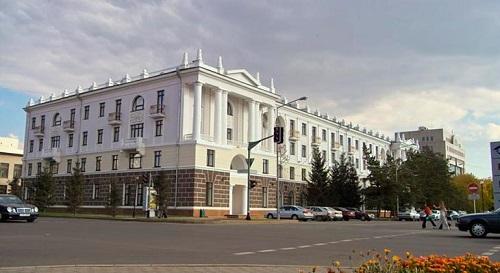 grand park esil4 - Гостиничный комплекс «Гранд парк Есиль»