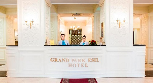 grand park esil5 - Гостиничный комплекс «Гранд парк Есиль»