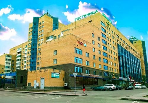 imperia g hotel1 - Гостиничный комплекс «Империя G»