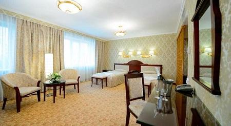 imperia g hotel10 - Гостиничный комплекс «Империя G»