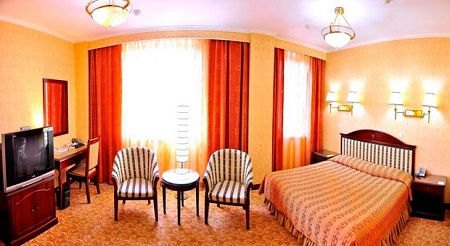 imperia g hotel11 - Гостиничный комплекс «Империя G»