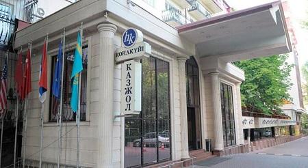 kazjol12 - Отель «Казхол»