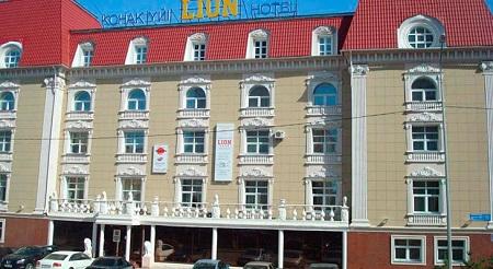 lion1 - Гостиничный комплекс «Лион»