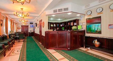 mukammal7 - Гостиница Мукаммаль