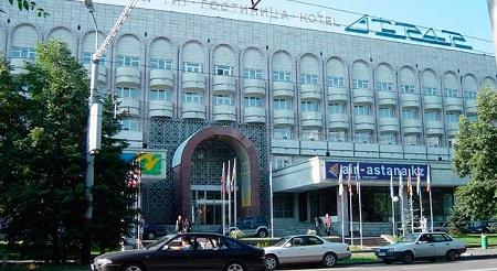 otrar11 - Отель «Отрар».