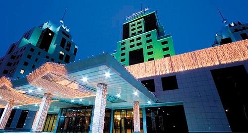 radisson sas astana10 - Гостиничный комплекс «Radisson SAS Astana»