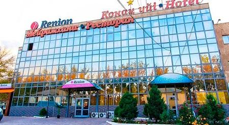 """renion11 - Отель """"Реюньон"""""""