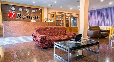 """renion7 - Отель """"Реюньон"""""""