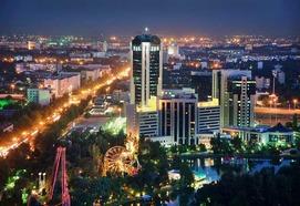 Города в Узбекистане