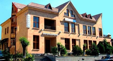 yerevan deluxe hotel12 - Yerevan Deluxe Hotel