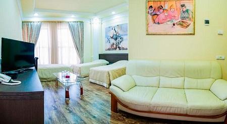 yerevan deluxe hotel3 - Yerevan Deluxe Hotel