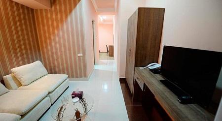 yerevan deluxe hotel4 - Yerevan Deluxe Hotel