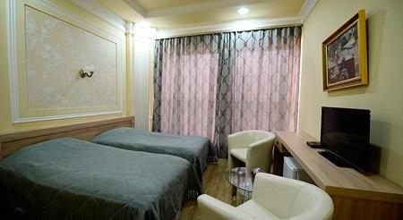 yerevan deluxe hotel5 - Yerevan Deluxe Hotel