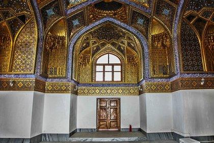 эмир croped - Uzbekistan short tour Tas-Sam