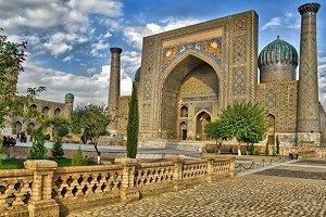 Экскурсионные туры в Узбекистан