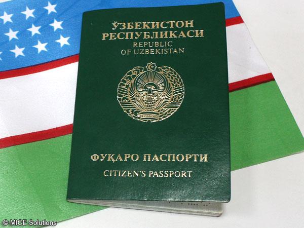 Как получить визу в Узбекистан